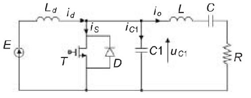 شبیه سازی مقاله Analysis of operation of class e zvs resonant inverter